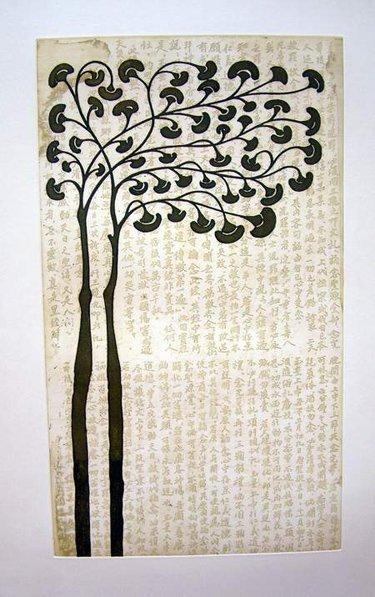 Original etching by Vorakorn Metmanoram AEV06