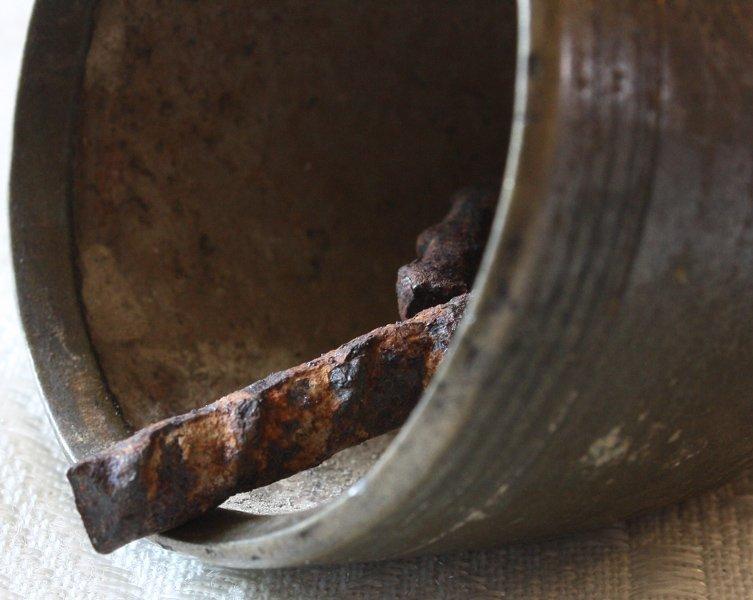 Antique temple bell Laos EBB74M5
