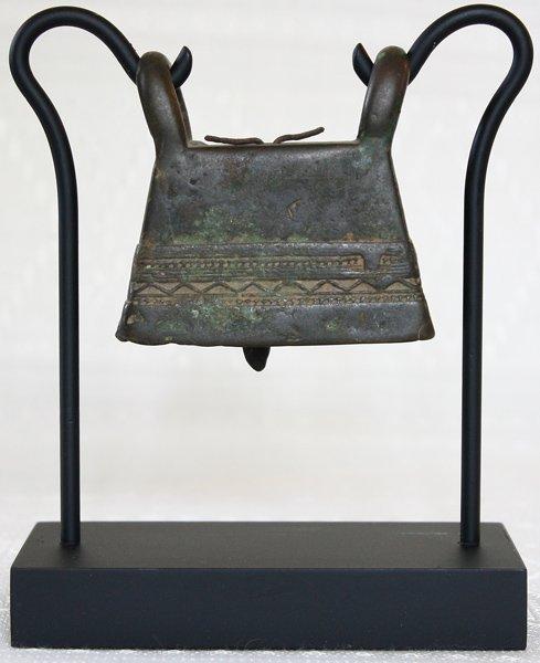 antique bronze Burmese buffalo bell EBB77M