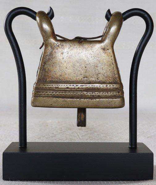Antique Burmese Bronze Bell EBB90M