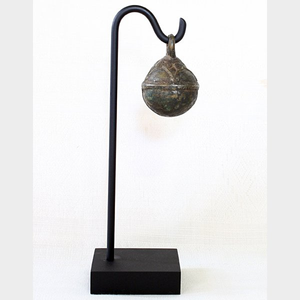 antique cambodian bell