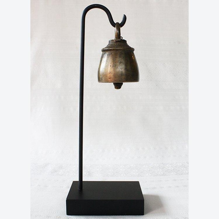 antique bronze Burmese horse bell
