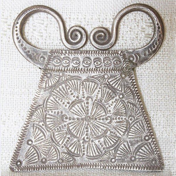 antique Hmong tribal pendant