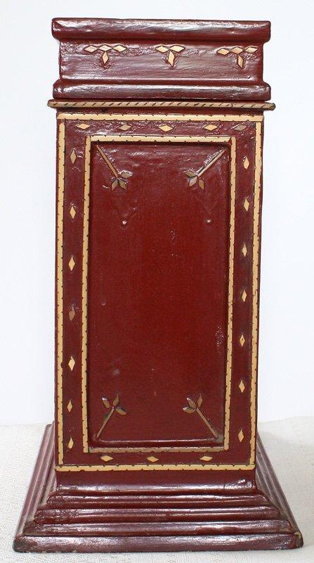 Antique Burmese Lacquerware BLW13M