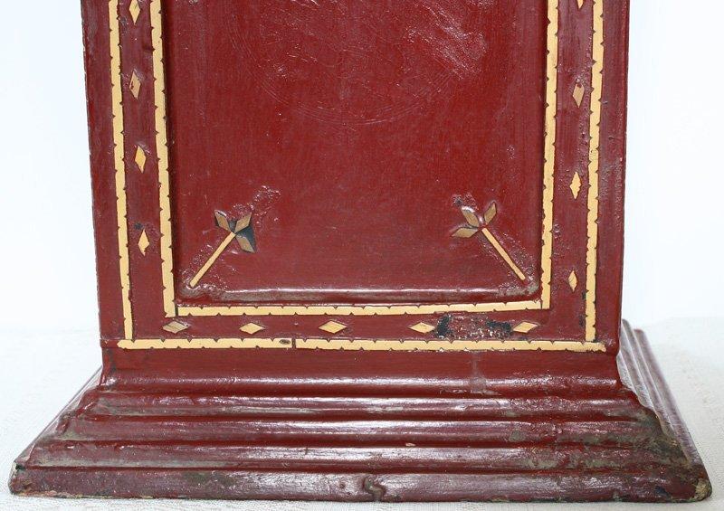 Antique Burmese Lacquerware BLW13M3