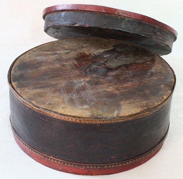 Antique Cambodian Lacquerware EUO95M6