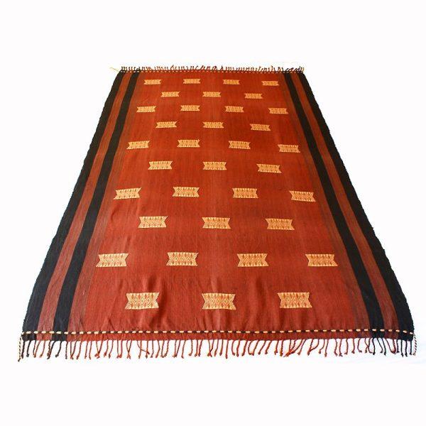 Naga shawl warrior blanket
