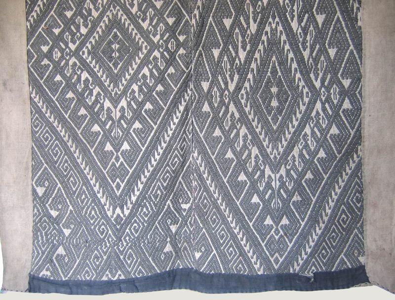 vintage tribal blanket TTA06M