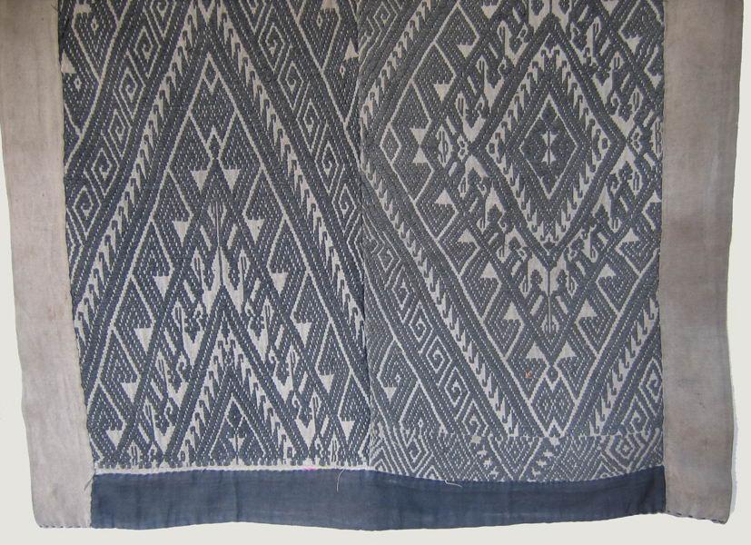 vintage tribal blanket TTA06M4