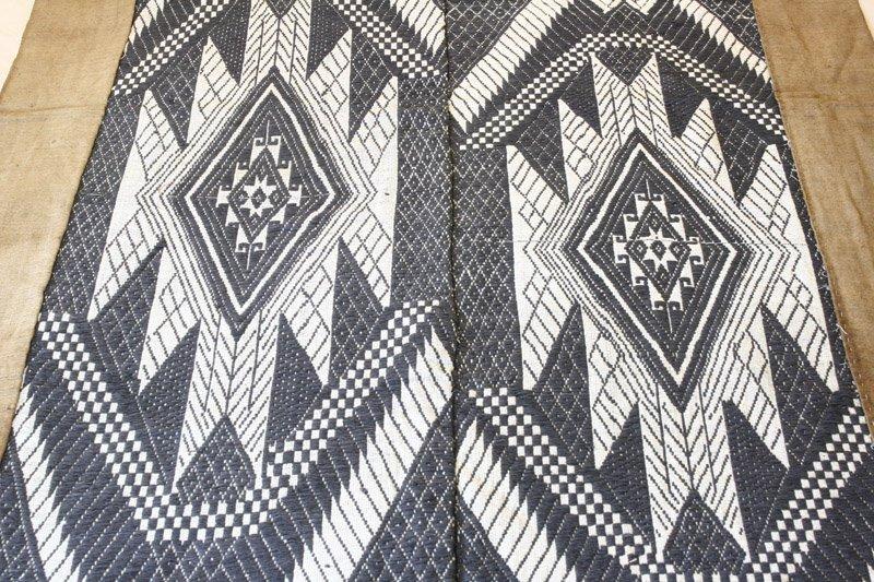 vintage tribal blanket TTA14M