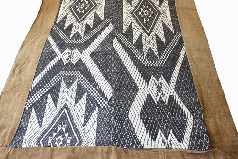 vintage tribal blanket TTA16M2