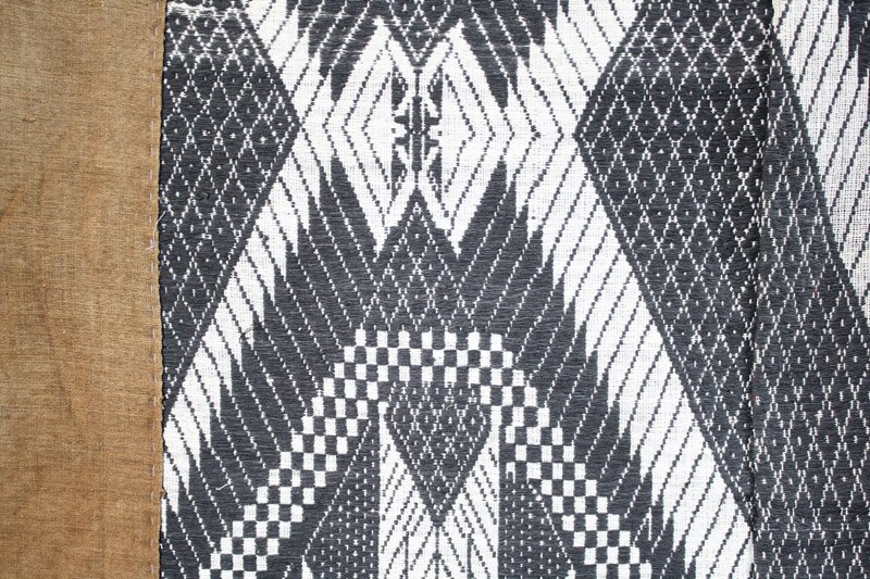 vintage tribal blanket TTA16M3