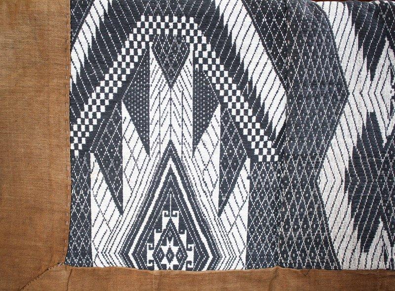 vintage tribal blanket TTA16M4