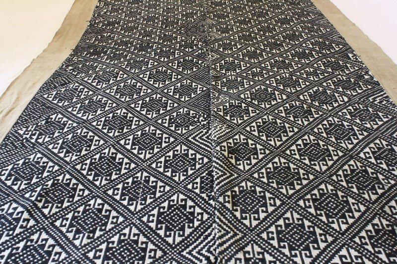 vintage tribal blanket TTA16M