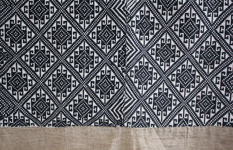 vintage tribal blanket TTA06M5