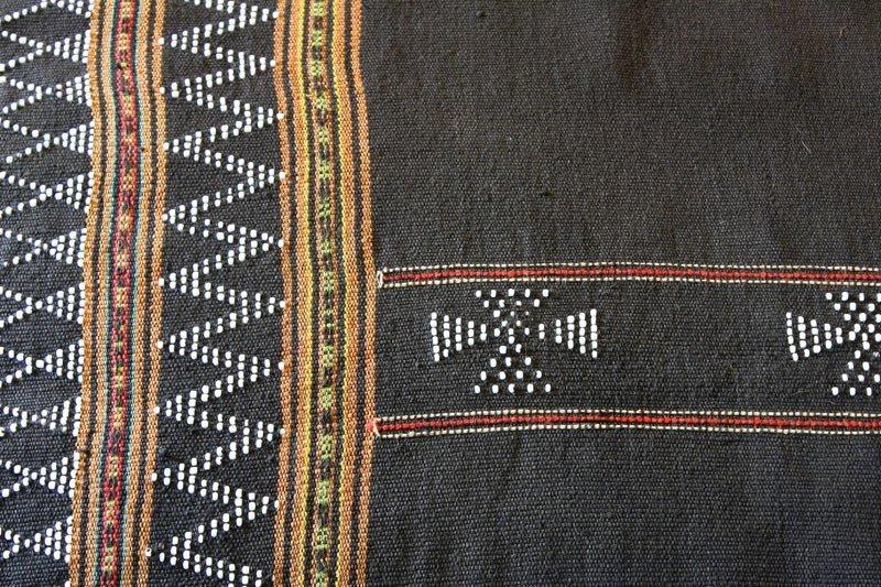 Vintage Katu Tribal Textile Vietnam TTA23M
