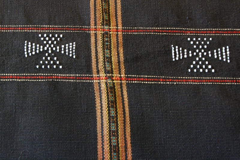 Vintage Katu Tribal Textile Vietnam TTA23M2