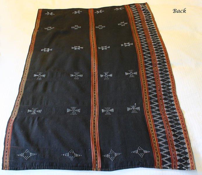 Vintage Katu Tribal Textile Vietnam TTA23M4