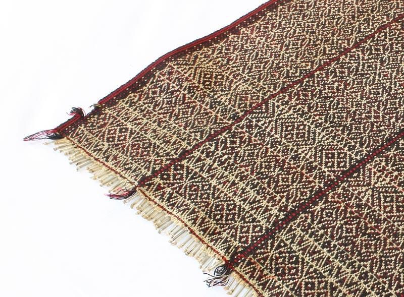 vintage Chin tribal textile runner TTC09_M2
