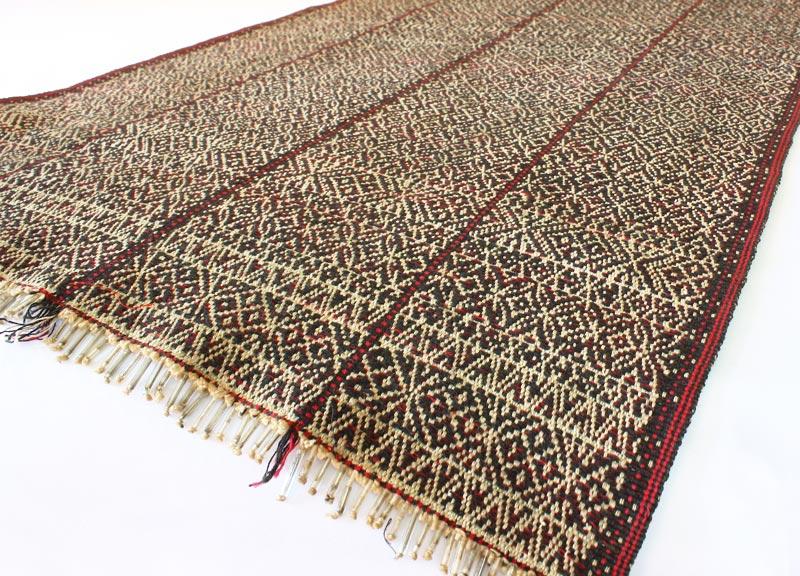 vintage Chin tribal textile runner TTC09_M4