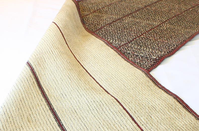 vintage Chin tribal textile runner TTC09_M6