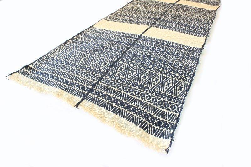 Chin tribal textile runner TTC10M