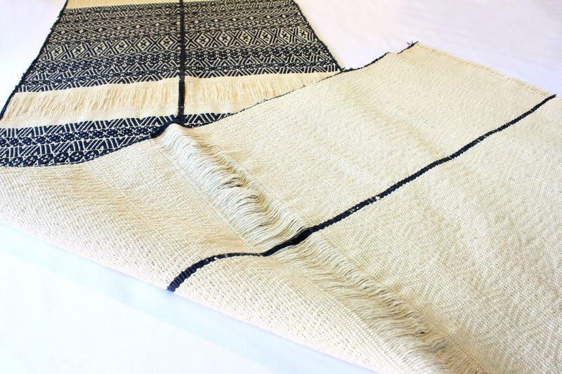 Chin tribal textile runner TTC10M4