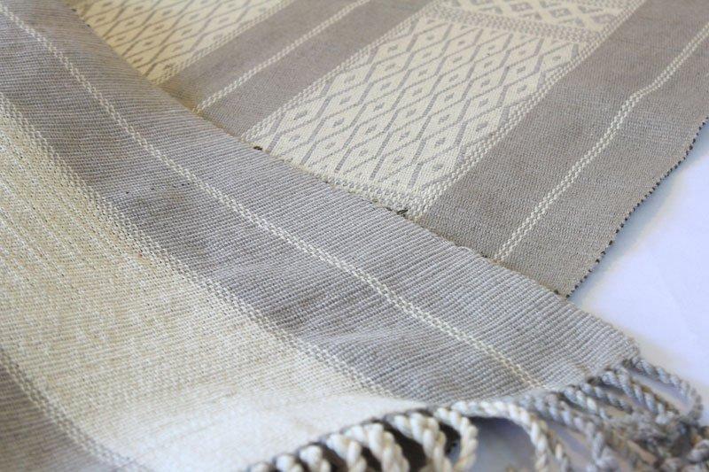 Chin tribal textile runner TTC11M3