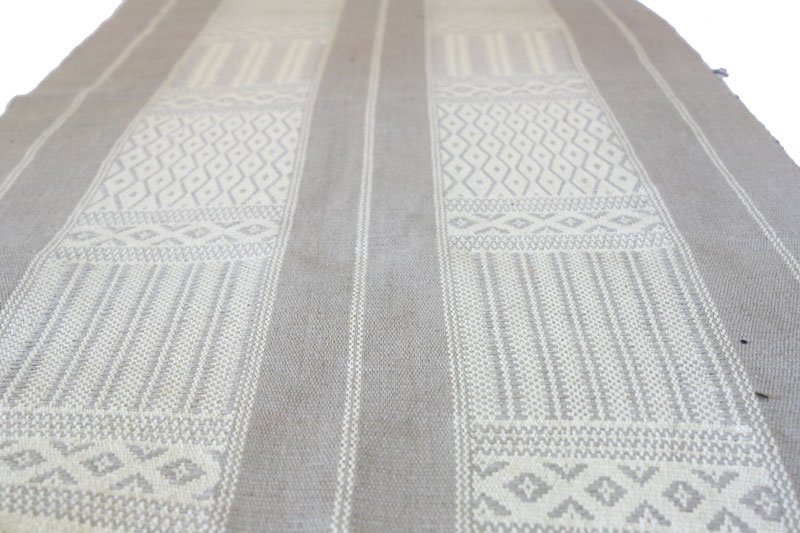 Chin tribal textile runner TTC11M4