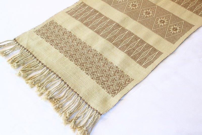 Chin tribal textile runner TTC12M