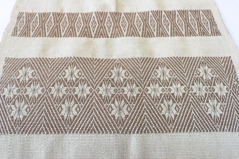 Chin tribal textile runner TTC12M4