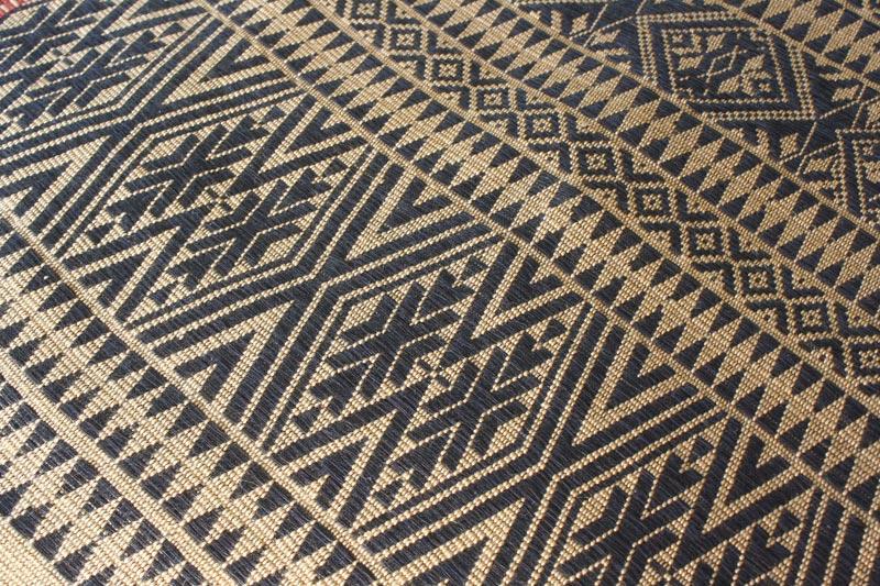 Chin tribal textile runner TTC15M4