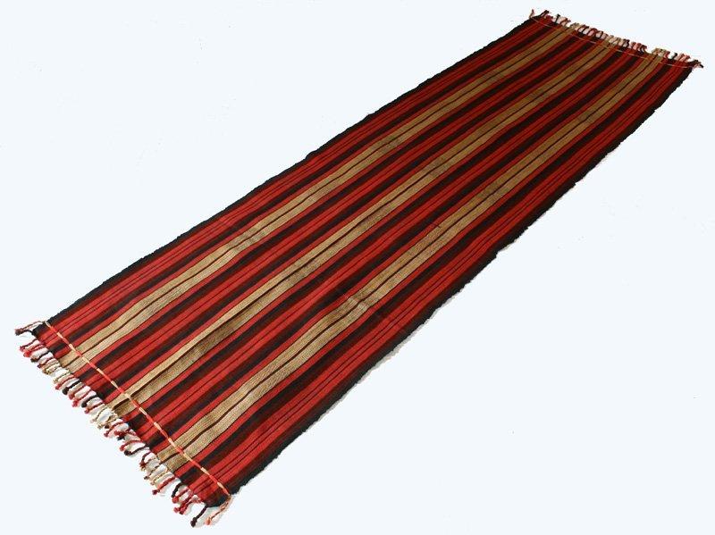 Naga textile runner from Nagaland TTN49M3