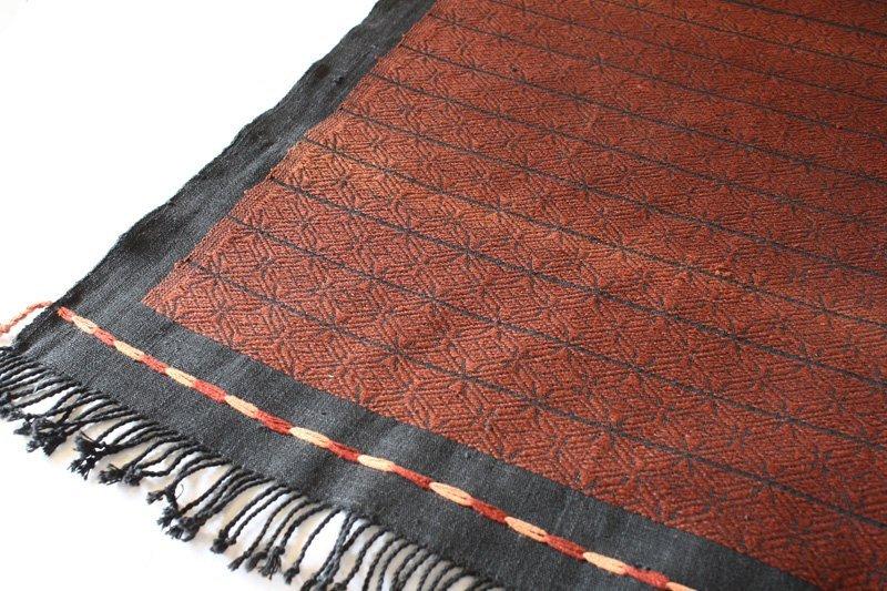 Naga textile runner from Nagaland TTN55M