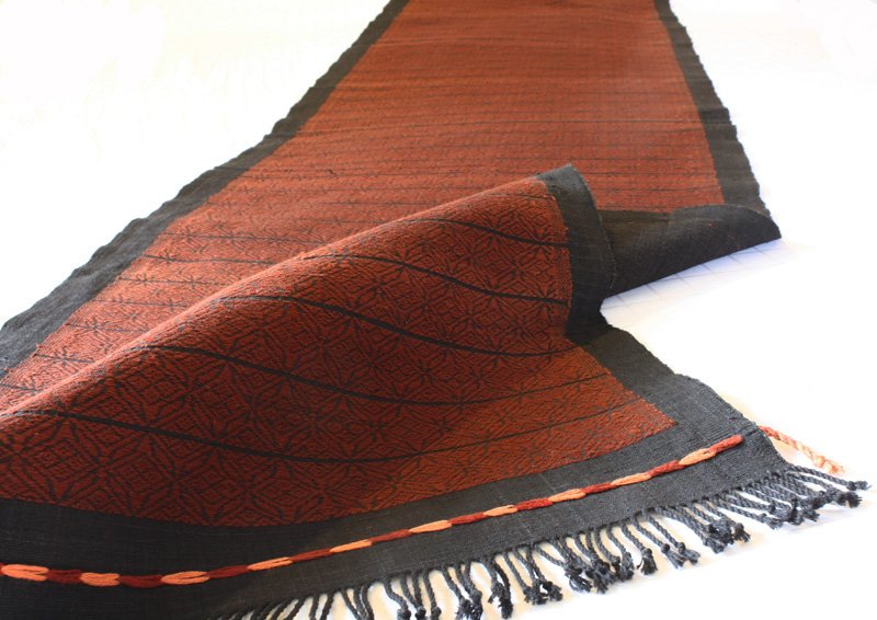 Naga textile runner from Nagaland TTN55M2