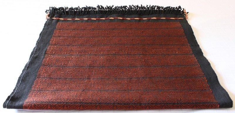 Naga textile runner from Nagaland TTN55M3