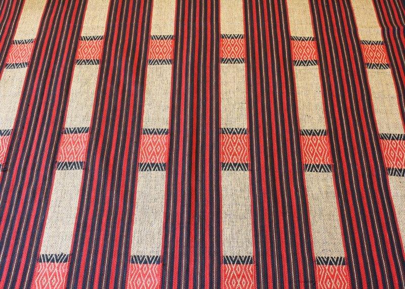 Naga Tribal Textile TTN69M