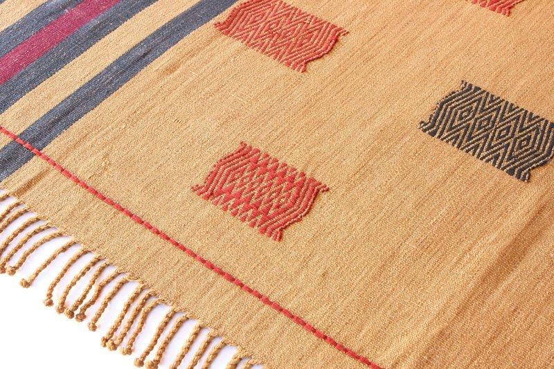 Tribal Naga Shawl Warrior Blanket TTN77M