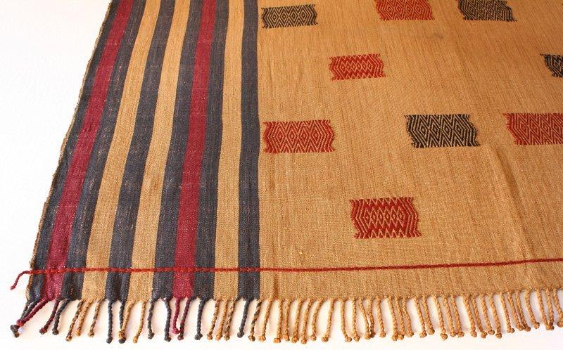 Tribal Naga Shawl Warrior Blanket TTN77M2