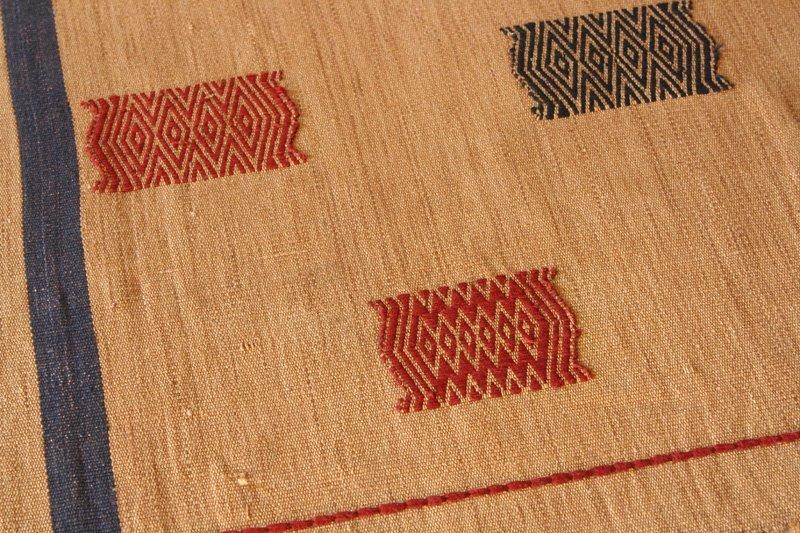 Tribal Naga Shawl Warrior Blanket TTN77M3