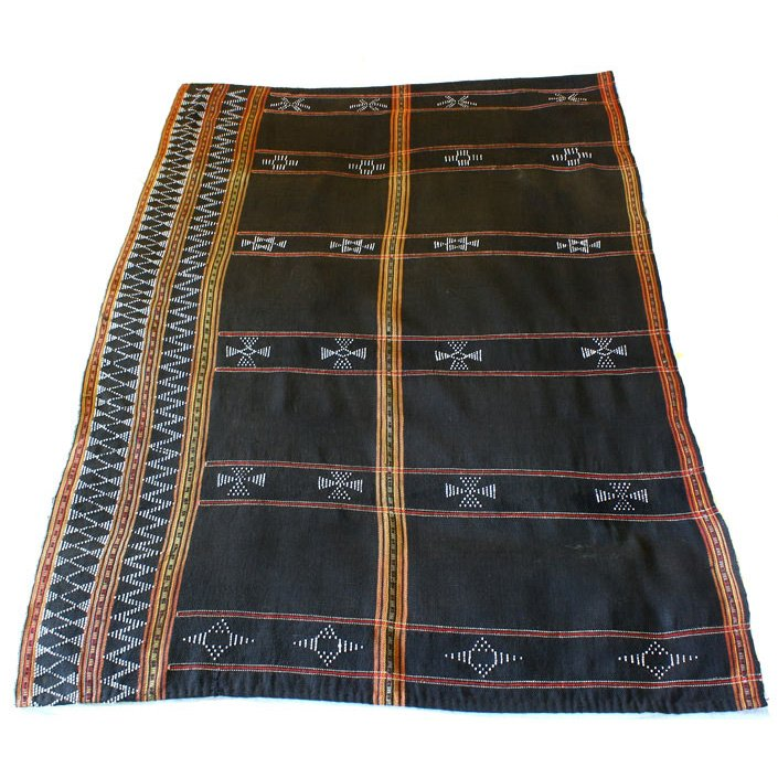 Vintage Katu Tribal Textile Vietnam