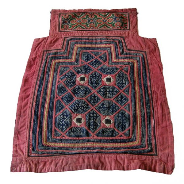 Vintage Hmong Baby Carrying Cloth