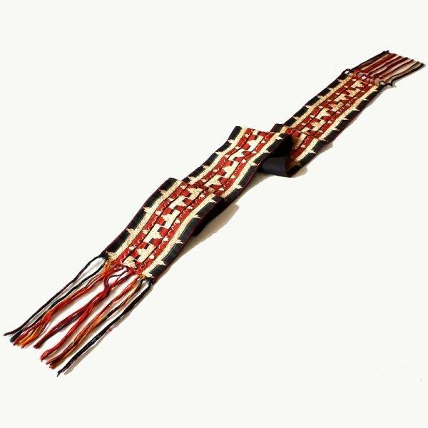 Antique Javanese textile 24K gold