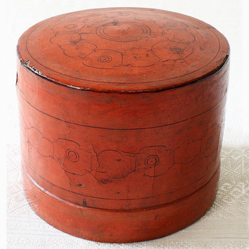 antique lacquerware kun it