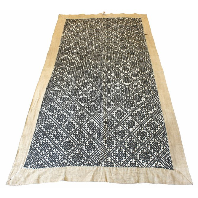 Vintage Tai-Dum Tribal Textile