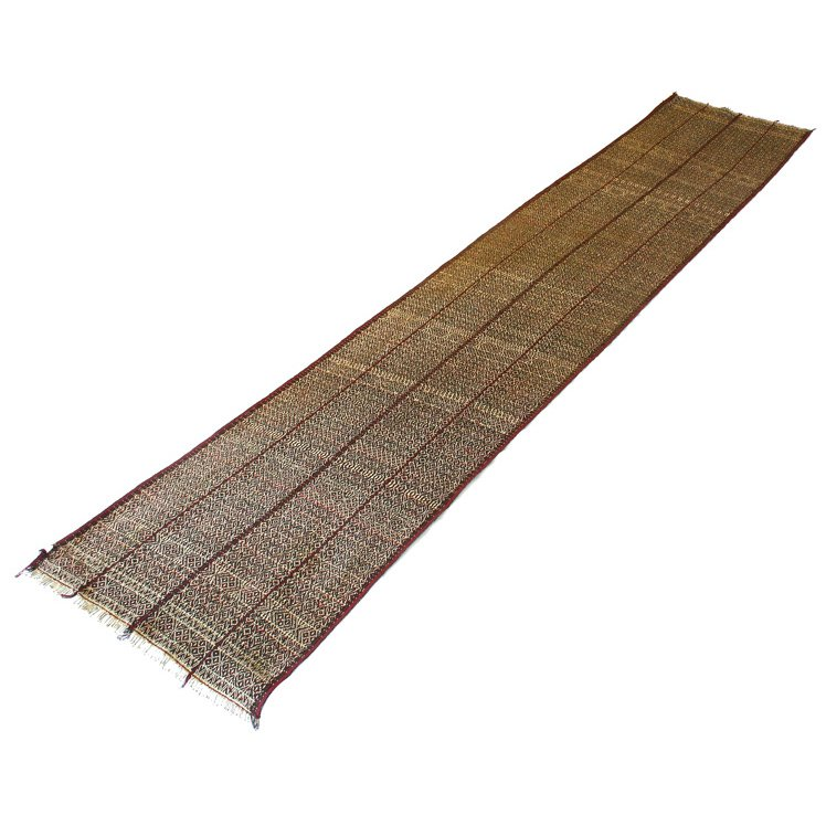 Vintage Chin tribal textile Burma