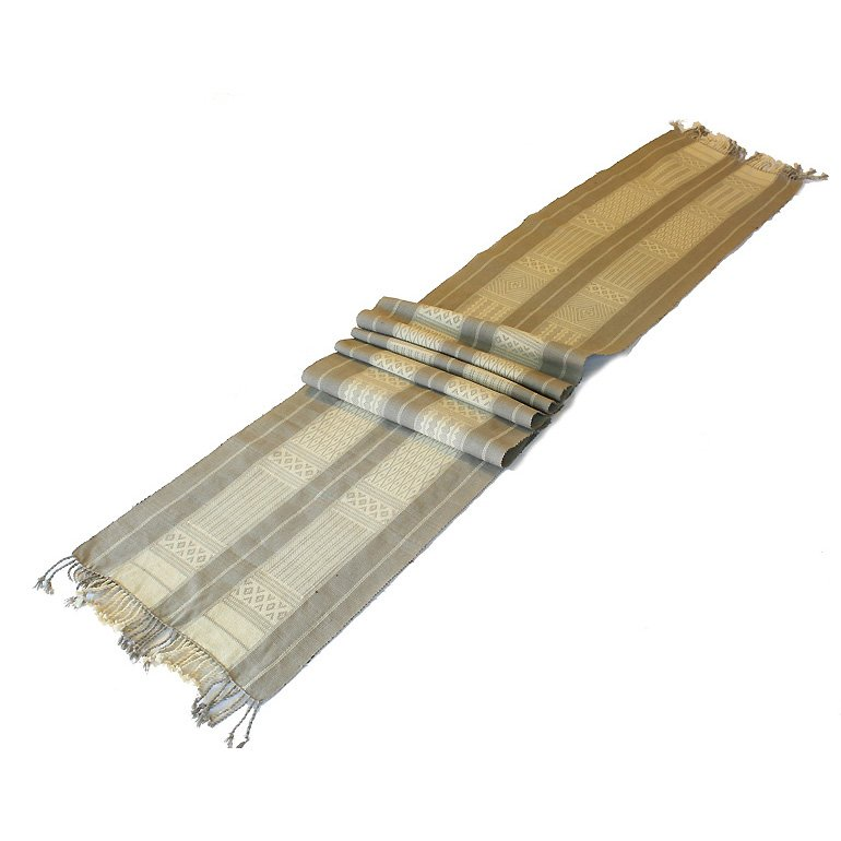 Rare Chin tribal textiles