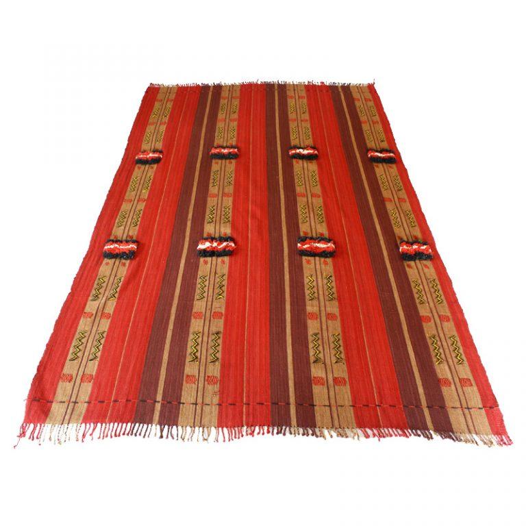 Naga shawl / blanket from Burma
