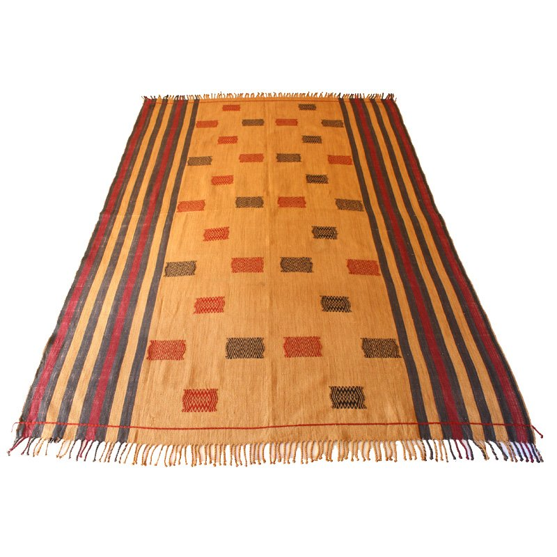 vintage Naga shawl Nagaland