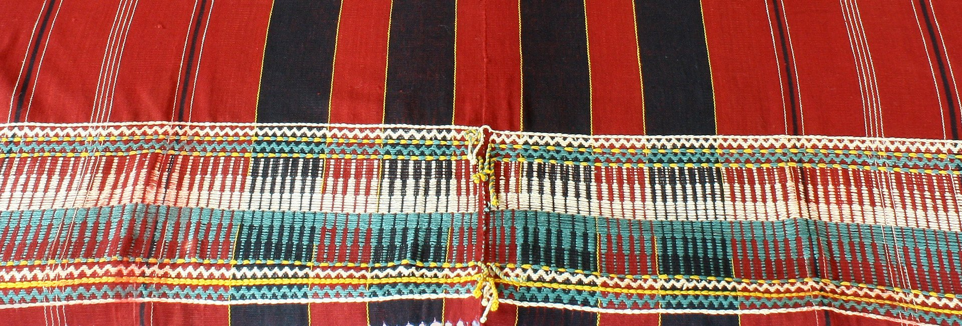 tribal textiles from Asia